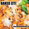 ベイクト・ズィティ(Baked Ziti)のレシピ【アメリカ料理】