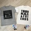 ベルメゾンの「トーマス」Tシャツ
