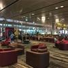シンガポール、チァンギ空港内ラウンジ