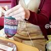 レッスンレポート)11/5個人レッスン やっぱり靴下編みは人気です