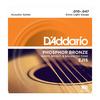 ダダリオ Extra Light  EJ15 音も良く、押さえやすい弦です。