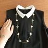 貴和製作所のパーツでヴァンクリーフ風のネックレスとブレスレットを作ってみました2