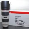 CANON 望遠ズームレンズ EF70-200 F2.8L IS Ⅱ USM