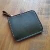 小さいお財布。そして工事中~。