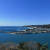 早春の青い海~すさみ-日置間~