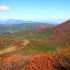 【九重山】法華院温泉山荘に泊まった2日間、圧巻の紅葉を見せてくれた三俣山を歩く1日目の山旅