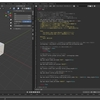 Blender2.8で利用可能なpythonスクリプトを作る その63(頂点グループのウェイト削除)