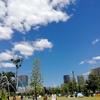 都会の中でBBQ 水遊び【品川シーズンテラス】へ行ってきた