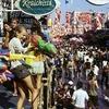 タイ旅行・観光!4月は水掛け祭り【ソンクラーン】でずぶ濡れになって騒ごう!