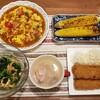 2019-07-23の夕食