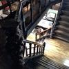 新むつ旅館(八戸)- Y字階段に空中回廊、元遊郭だった文化財登録の老舗旅館