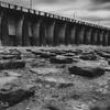 【新潟写真】大河津分水の旧洗堰 2020年5月6日