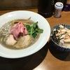 [ま]寿製麺 よしかわで「特濃イカ煮干そば」と「とりめし」を喰らう/そして全てがイカになる @kun_maa