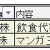 【12月】優待取得銘柄(予定)
