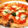 子の退院、付き添い入院終了、クエルチャでねぎらいのピザ