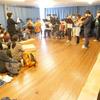 高等部の器楽の授業発表会