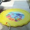 楽天で育児用品■噴水プールとトイレトレpiyoの補助便座