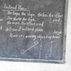 Inclined plane?  途上国(マラウイ)の学校の授業の板書について現場から [理科教育 化学]   ~赴任後16カ月~