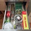 キッチンのストック収納と、水回りで愛用している消耗品