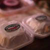 チーズ工房小栗のウォッシュタイプ「ウメ」と「カスガ」