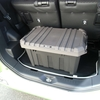 ウェイクのラゲッジアンダートランク用のBOX