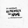 Ed Sheeran - Remember The Name (feat. Eminem & 50 Cent) 歌詞和訳で覚える英語表現