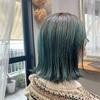パッキリした色味が人気▷【ブルーグリーン】のデザインカラー