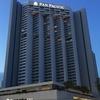 シンガポール旅行記 1 F1が見えるホテル(パンパシフィック・シンガポールホテル)