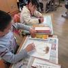 3年生:図工 自画像を描く