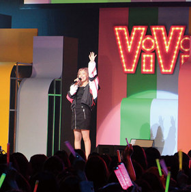 KAHOH「ViVi Night in TOKYO 2019 Spring Party」ライブ・レポート