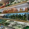 ショッピングモール内の大型スーパーに行ってみた @ ブルネイ