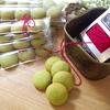 【オーブンミトン・小嶋ルミシェフレシピ】まんまるサブレ(抹茶)@ミトン流シンプルテクニックのお菓子