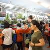 Tiong Bahru Marketでの日常の一コマ