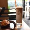 北千住のカフェ「SLOW JET COFFEE」でくつろぎの時間を過ごす