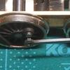 米国型モーガルを作る(32)8550のスライドバー取り付
