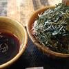 壬生(なぜ蕎麦にラー油を入れるのか)/肉そば