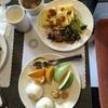 高雄  ホテルの朝食です