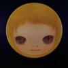 お月様が笑って見えた夜のこと
