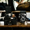 置物のカメラ