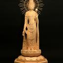 仏像を彫ること、それは祈り
