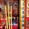 【香港:上環】 大好きな寺院「文武廟」で初めて線香をあげてみた✨