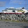 ノルウェー「フッティルーテンの船内」の思ひで…