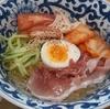 ラー麺?つけ麺?今日冷麺!