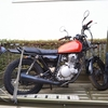 #バイク屋の日常 #レッカー #スズキ #グラストラッカー #修理