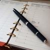 会議で万年筆は使わない方がよい
