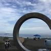 2016/9/25 すきま時間でお散歩ライド(´∀`)ノ 江の島~茅ヶ崎