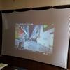 【NIERBOプロジェクタースクリーン】設置が簡単な折り畳み型100インチ・ポータブルスクリーンを導入して自宅で映画館気分