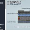 Console Enhanced Pro 無料版でも相当凄い!Unity標準コンソールとそっくりなUIをベースに「見やすく」「デバッグしやすく」拡張