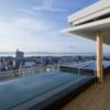 日本一の「ホテル最上階 展望露天風呂」はこのホテルにある