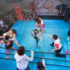 錦糸町道場マッチ開催